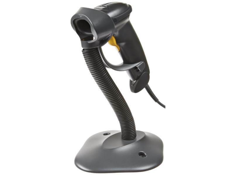 Symbol Ls2208 Laser Barcode Scanner Met Stand Infobits On Line